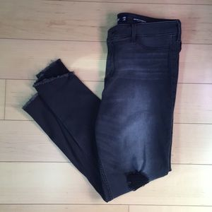 Grey Hollister Jeans Size 32